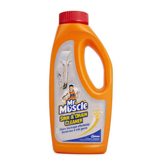 Mr-Muscle-Drain-Cleaner
