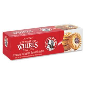 Strawberry-Whirls